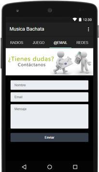 Musica Bachata screenshot 6