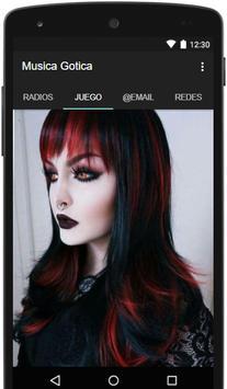 Musica Gotica screenshot 5
