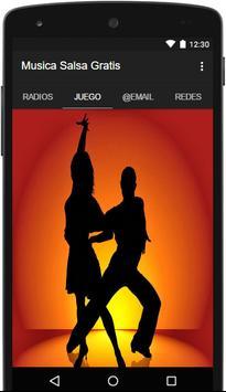 Musica Salsa Gratis screenshot 1