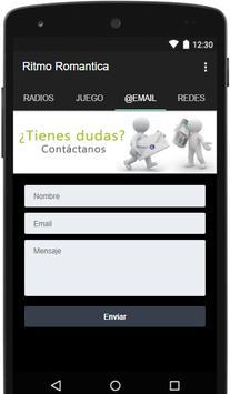 Radio Ritmo Romantica screenshot 7