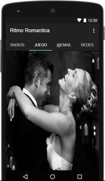 Radio Ritmo Romantica screenshot 1