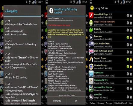  lucky patcher  screenshot 1