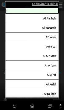 Holy Quran  Abdelmhsen Obekan screenshot 2