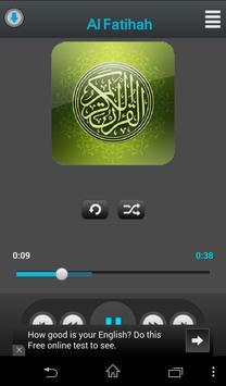 Holy Quran  Abdelmhsen Obekan screenshot 3