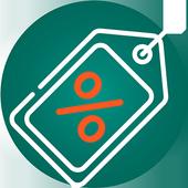Dysc - Discount Calculator icon