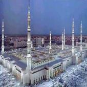 المعالم النبوية في المدينة icon