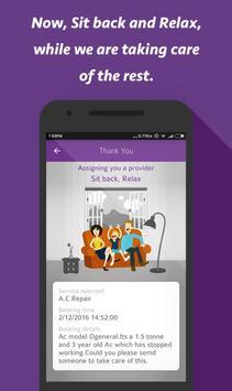 Osaarthi -Simplify HomeService apk screenshot