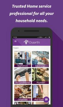 Osaarthi -Simplify HomeService poster