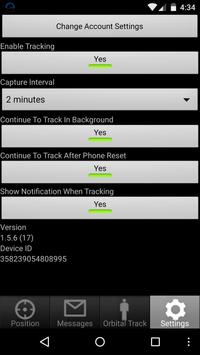 Orbital Track apk screenshot