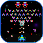 Galaxia Attack:Space Invaders icon