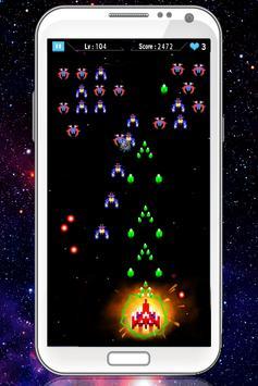 Galaxia Attack:Space Invaders screenshot 5