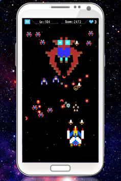 Galaxia Attack:Space Invaders screenshot 8