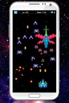 Galaxia Attack:Space Invaders poster