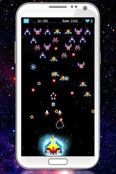 Galaxia Attack:Space Invaders screenshot 1
