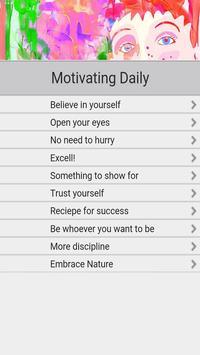 Motivational Quote screenshot 1