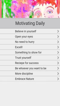 Motivational Quotes RSS Feed screenshot 2