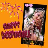 Deepavali Photo Grid Editor icon