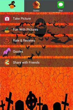 Halloween Photo Grid Editor poster