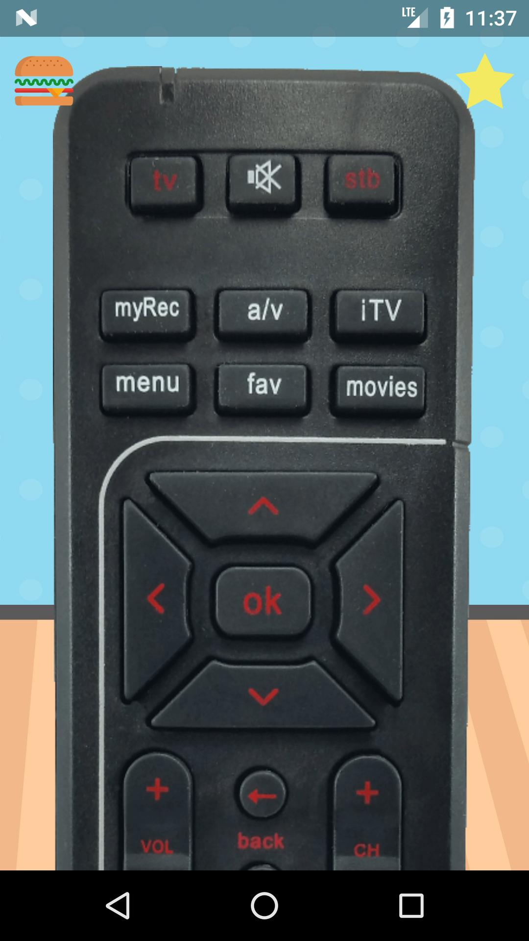 Remote Control For Airtel (unofficial) for Android - APK