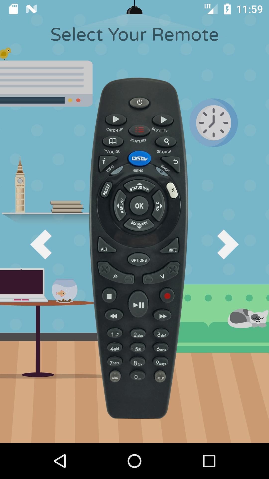 Remote Control For DSTV for Android - APK Download