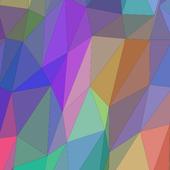 Flat Triangles Live Wallpaper icon