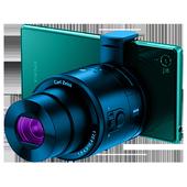 Ultra Zoom Camera icon