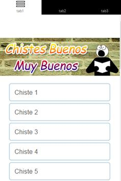 Chistes Buenos Muy Buenos poster