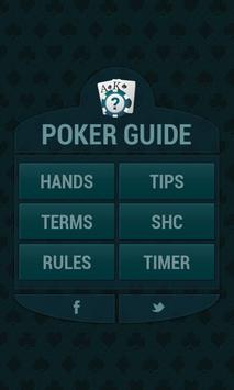 Poker Guide HD poster