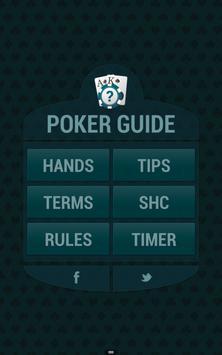 Poker Guide HD screenshot 13