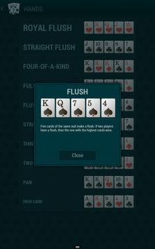 Poker Guide HD screenshot 14