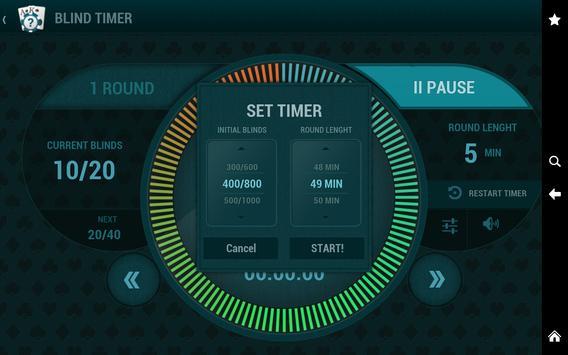 Poker Guide HD screenshot 18