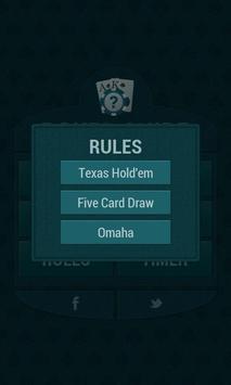 Poker Guide HD screenshot 6