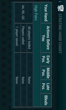 Poker Guide HD screenshot 5