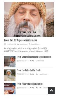 Osho Books English screenshot 2