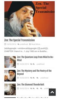 Osho Books English screenshot 3