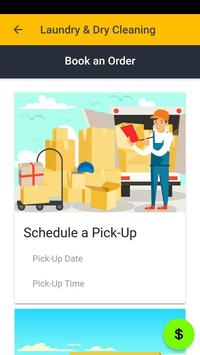 Osha On Demand Cleaning App screenshot 1