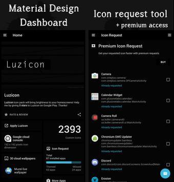 Luzicon screenshot 4