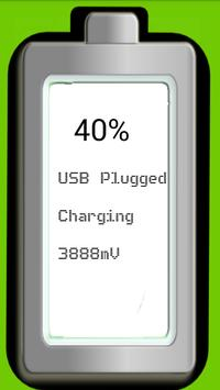 Battery Status apk screenshot