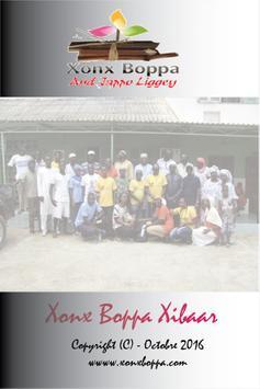 Xonx Boppa Yu Yoof poster