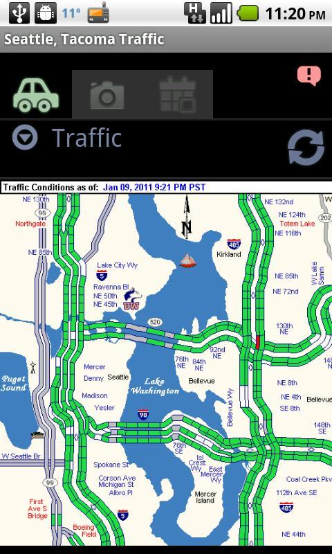 Seattle Tacoma Traffic Cam For Android Apk Download