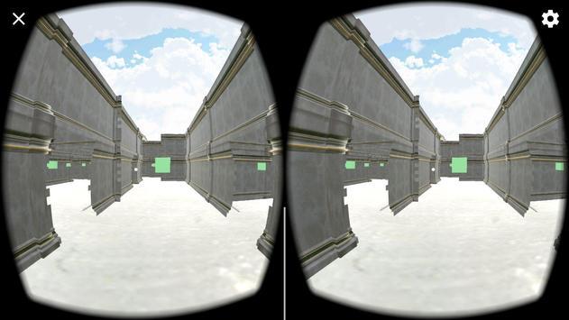 Virtual Maze for cardboard screenshot 2