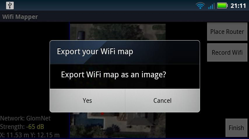 WiFi Mapper for Android - APK Download