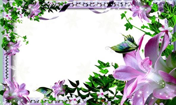 Flower Photo Frames Wallpaper APK Download - Free Photography APP ...