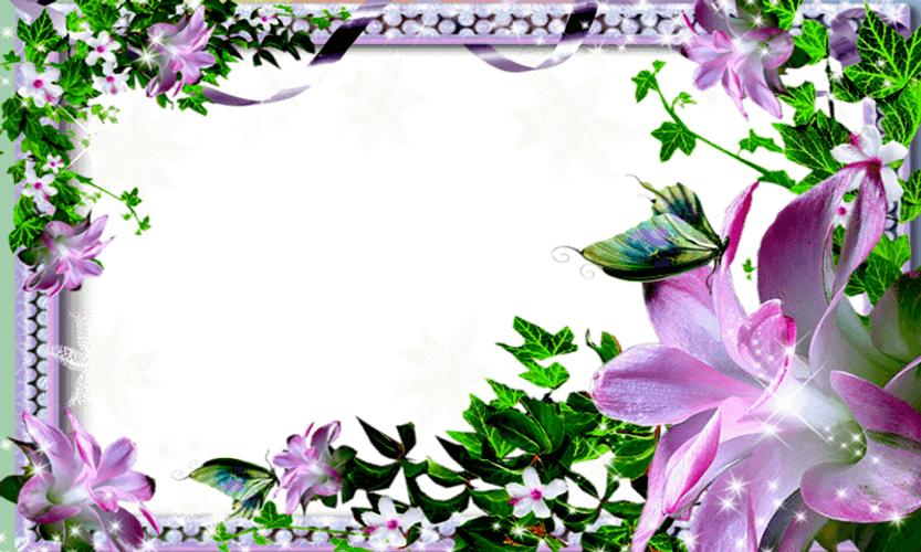 Flower Photo Frames Wallpaper For Android Apk Download
