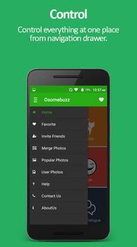 Osomebuzz - Text On Photos apk screenshot
