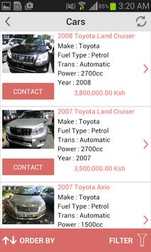 CarSearch screenshot 1