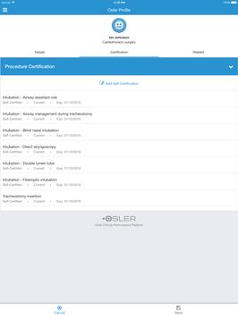 Osler - Clinical Performance screenshot 12