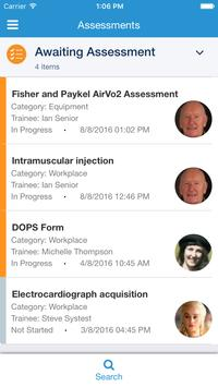 Osler - Clinical Performance apk screenshot