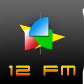 Radio 12fm icon