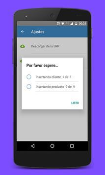 OSM SALES MOBILIZER. apk screenshot